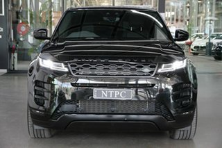 2019 Land Rover Range Rover Evoque L551 MY20 R-Dynamic S Black 9 Speed Sports Automatic Wagon