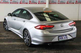 2019 Holden Commodore ZB MY19.5 RS Silver 9 Speed Automatic Liftback.