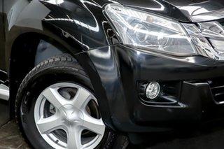 2015 Isuzu D-MAX MY15 LS-Terrain Crew Cab Black 5 Speed Sports Automatic Utility.