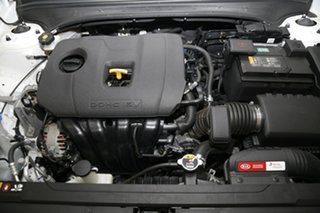 2019 Kia Cerato BD MY19 Sport+ Snow White Pearl 6 Speed Sports Automatic Hatchback