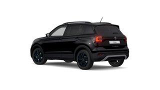 2021 Volkswagen T-Cross C1 85TSI CityLife (Bamboo Garden) Deep Black Pearl Effect 7 Speed Semi Auto.