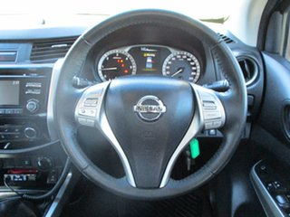 2015 Nissan Navara NP300 D23 ST (4x4) Grey 6 Speed Manual Dual Cab Utility