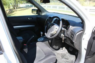 2011 Nissan X-Trail T31 Series IV TS White 6 Speed Sports Automatic Wagon