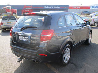 2016 Holden Captiva CG MY16 5 LS (FWD) Grey 6 Speed Automatic Wagon.