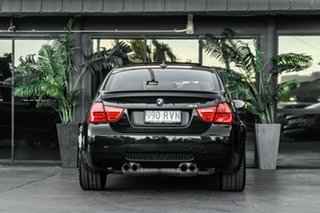 2010 BMW M3 E90 MY11 M-DCT Black 7 Speed Sports Automatic Dual Clutch Sedan