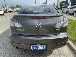 2012 Mazda 3 BL Series 2 MY13 SP20 Skyactiv Grey 6 Speed Automatic Sedan