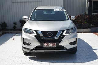 2017 Nissan X-Trail T32 ST X-tronic 4WD Silver 7 Speed Constant Variable Wagon