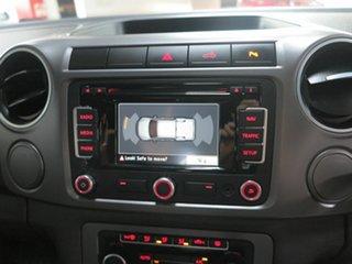 2014 Volkswagen Amarok 2H MY14 TDI400 4Mot Highline Grey 6 Speed Manual Utility