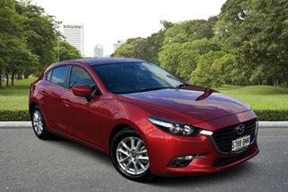 2016 Mazda 3 BN5478 Maxx SKYACTIV-Drive Red 6 Speed Sports Automatic Hatchback.