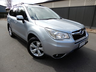2015 Subaru Forester S4 MY15 2.0D-L CVT AWD Silver 7 Speed Constant Variable Wagon.
