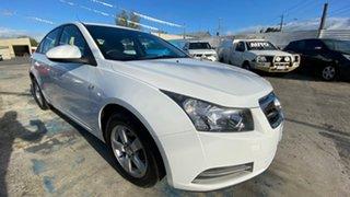 2010 Holden Cruze JG CD 6 Speed Sports Automatic Sedan.