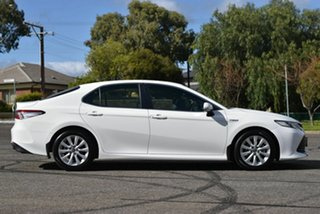 2018 Toyota Camry AXVH71R Ascent White 6 Speed Constant Variable Sedan Hybrid