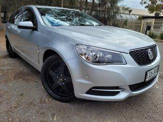 2015 Holden Commodore VF MY15 Evoke Sportwagon Silver 6 Speed Sports Automatic Wagon.