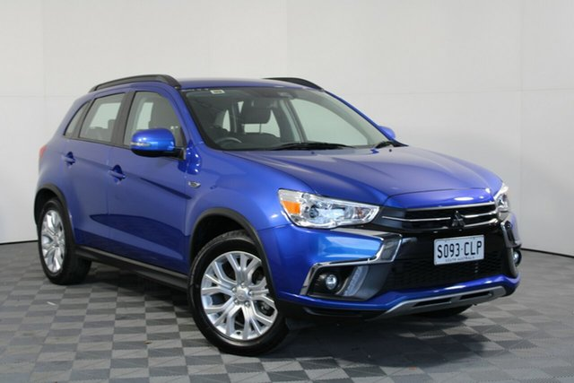 Used Mitsubishi ASX XC MY19 ES 2WD ADAS Wayville, 2018 Mitsubishi ASX XC MY19 ES 2WD ADAS Blue 1 Speed Constant Variable Wagon