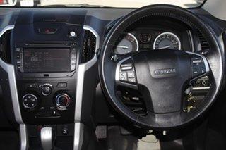 2017 Isuzu D-MAX MY17 LS-M Crew Cab Grey 6 Speed Manual Utility