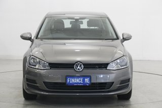 2014 Volkswagen Golf VII MY14 90TSI Comfortline Grey 6 Speed Manual Hatchback.