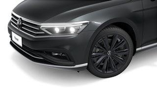 2021 Volkswagen Passat B8 162TSI Elegance Manganese Grey Metallic 6 Speed Semi Auto Sedan
