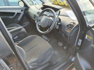 2007 Citroen C4 Picasso Black 4 Speed Sports Automatic Wagon.