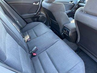 2008 Honda Accord Euro CU Black 6 Speed Manual Sedan