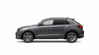 2021 Volkswagen T-ROC A1 140TSI Sport Indium Grey 7 Speed Semi Auto SUV.
