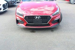 2020 Hyundai i30 PD.V4 MY21 N Line D-CT Premium Fiery Red 7 Speed Sports Automatic Dual Clutch.