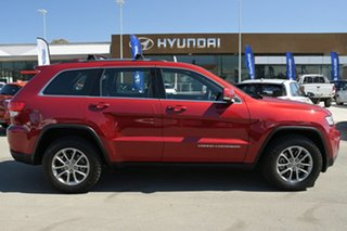 2014 Jeep Grand Cherokee WK MY15 Laredo Red 8 Speed Sports Automatic Wagon.