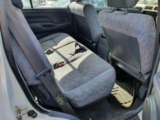 2000 Toyota Landcruiser Prado VZJ95R GXL White 4 Speed Automatic Wagon