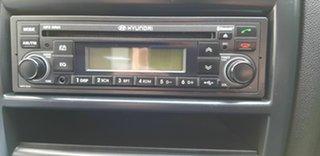 2009 Hyundai Getz TB MY09 S Yellow 4 Speed Automatic Hatchback