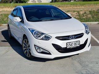 2014 Hyundai i40 VF3 Premium White 6 Speed Sports Automatic Sedan.