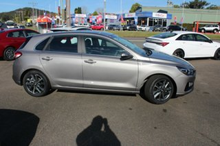 2021 Hyundai i30 PD.V4 MY21 Active Fluidic Metal 6 Speed Sports Automatic Hatchback.