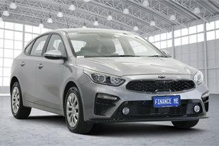 2020 Kia Cerato BD MY20 S Grey 6 Speed Sports Automatic Hatchback.