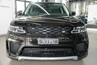 2021 Land Rover Range Rover Sport L494 22MY D250 SE Black 8 Speed Sports Automatic Wagon