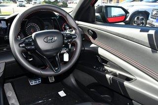 2021 Hyundai i30 CN7.V1 MY21 N Line D-CT Special Edition Fiery Red 7 Speed Manual Sedan