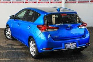 2016 Toyota Corolla ZRE182R MY15 Ascent Sport Blue Gem 7 Speed CVT Auto Sequential Hatchback.