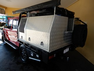 2017 Mahindra Pik-Up S10 MY18 4WD Red 6 Speed Manual Dual Cab Utility