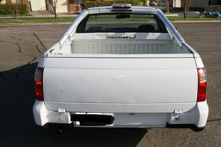 2004 Holden Commodore VY II S White 4 Speed Automatic Utility.