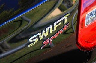 2019 Suzuki Swift AZ Sport Black 6 Speed Sports Automatic Hatchback