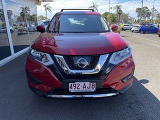 2020 Nissan X-Trail T32 MY21 ST X-tronic 2WD Red 7 Speed Constant Variable Wagon