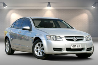 2010 Holden Commodore VE MY10 Omega Silver 6 Speed Sports Automatic Sedan.