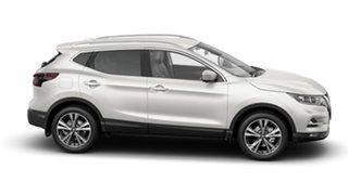 2021 Nissan Qashqai MY20 ST-L Ivory Pearl Automatic SUV