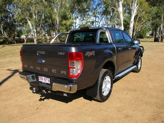 2017 Ford Ranger PX MkII MY17 XLT 3.2 (4x4) Grey 6 Speed Automatic Double Cab Pick Up.