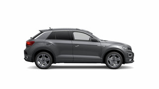 2021 Volkswagen T-ROC A1 140TSI Sport Indium Grey 7 Speed Semi Auto SUV