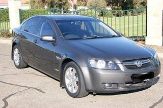 2010 Holden Berlina VE MY10 Grey 6 Speed Automatic Sedan.