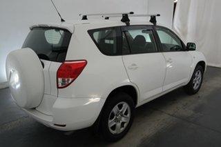 2006 Toyota RAV4 ACA33R CV White 5 Speed Manual Wagon.