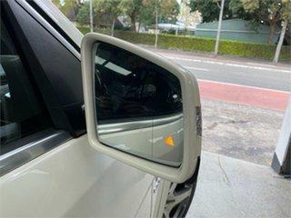 2013 Mercedes-Benz GL-Class X166 GL63 AMG White Sports Automatic Dual Clutch Wagon