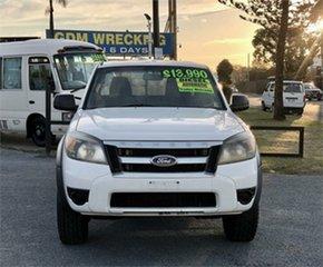 2009 Ford Ranger PK XL White 5 Speed Automatic Utility.