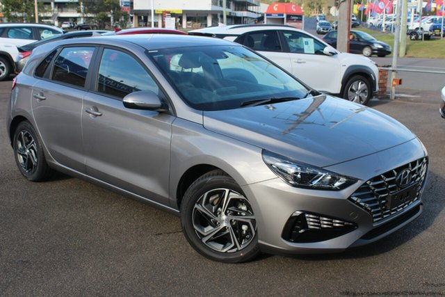 New Hyundai i30 PD.V4 MY21 North Gosford, 2021 Hyundai i30 PD.V4 MY21 Fluidic Metal 6 Speed Sports Automatic Hatchback