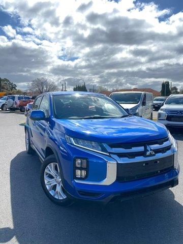 Used Mitsubishi ASX XD MY20 ES 2WD Hillcrest, 2019 Mitsubishi ASX XD MY20 ES 2WD Blue 1 Speed Constant Variable Wagon