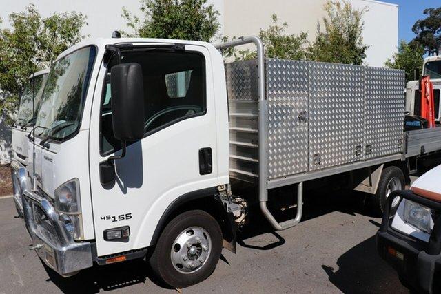 Used Isuzu NPR Robina, 2016 Isuzu NPR White Manual Truck