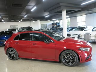 2021 Mercedes-Benz A-Class W177 801+051MY A250 DCT 4MATIC Red 7 Speed Sports Automatic Dual Clutch